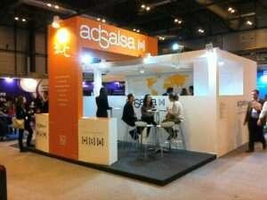 AdSalsa apresentou em OMExpo seus novos serviços