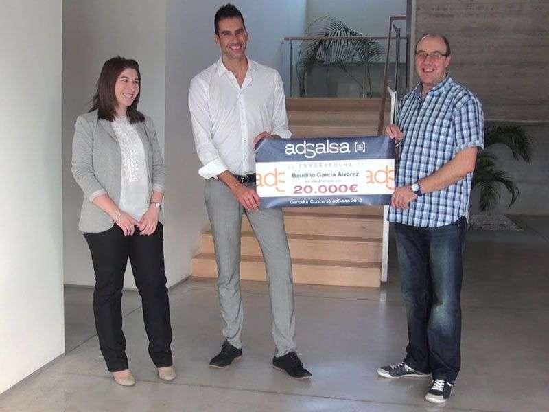 Nous vous présentons le dernier gagnant de notre jeu concours dont le prix est de 20.000 euros 3 Nous vous présentons le dernier gagnant de notre jeu concours dont le prix est de 20.000 euros