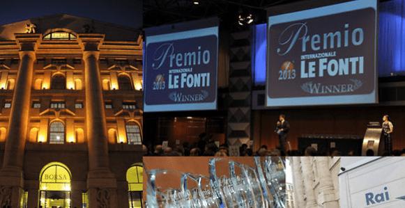 AdSalsa finalista del Premio Internazionale Le Fonti