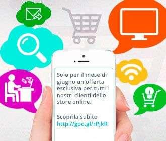 Direct Marketing: ad ogni prodotto il suo SMS
