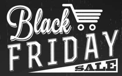 I super sconti del Black Friday arrivano anche a AdSalsa!