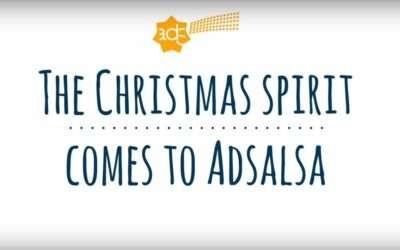 Lo spirito del Natale entra in adSalsa
