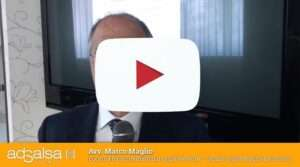 video maglio con logo