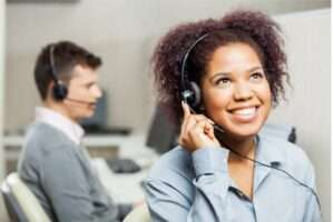 Buen antención y estrategia con el telemarketing