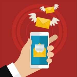 SMS avec réponse