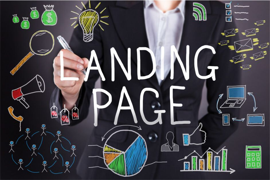 How to create a landing page and get qualified leads