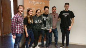 adSalsa recibe a los jóvenes de HackForGood 1 adSalsa recibe a los jóvenes de HackForGood