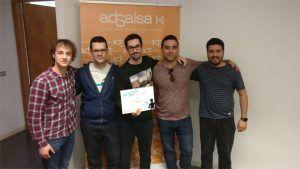 adSalsa recibe a los jóvenes de HackForGood 2 adSalsa recibe a los jóvenes de HackForGood