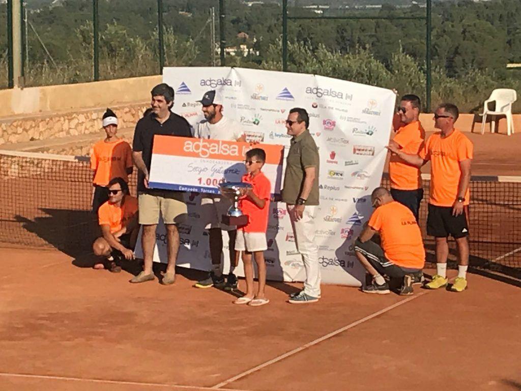 II Torneo de Tenis adSalsa