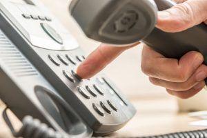 chiamata ai database per telemarketing