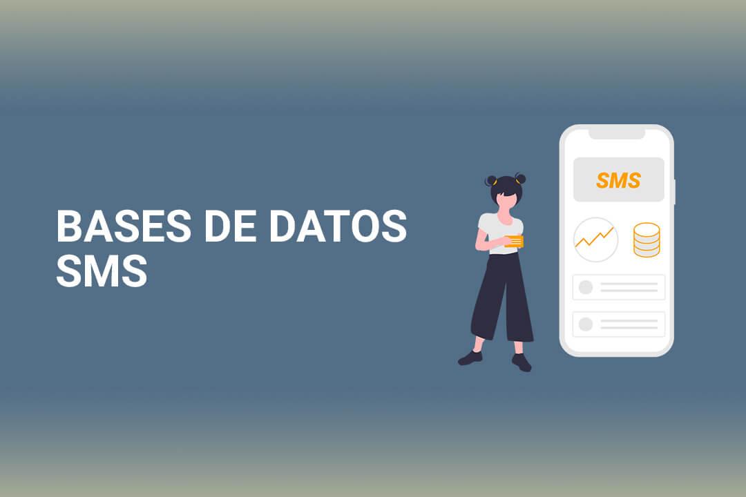 Base de Datos para SMS